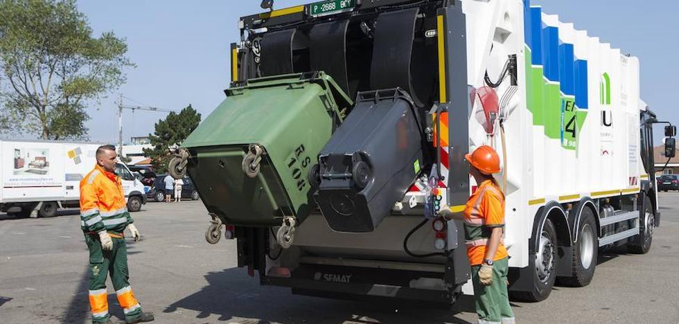 El borrador del nuevo plan de residuos de Gijón, para finales de febrero