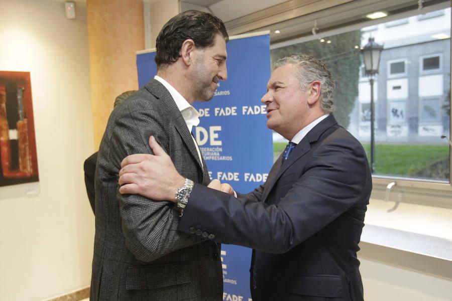 Belarmino Feito, nuevo presidente de la Federación Asturiana de Empresarios