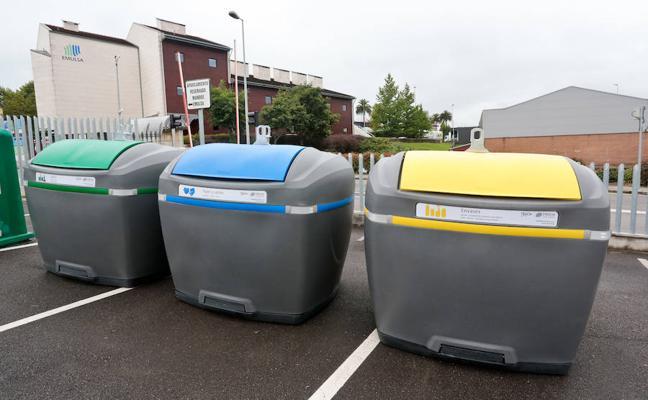 Gijón ya recicla la cuarta parte de su basura