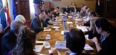 El PSOE acusa a la oposición de «abusar» de las comisiones de investigación en la Junta General