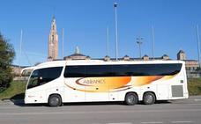 Una flota con el 'Mejor Autocar del Año en Europa'