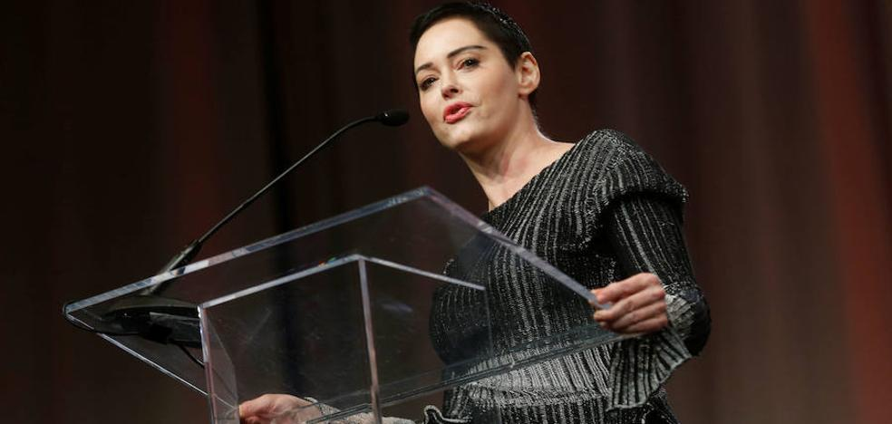 Rose McGowan describe en sus memorias cómo fue violada por Weinstein