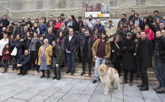 SOS Cimavilla tilda de «Frankenstein» los usos propuestos para Tabacalera