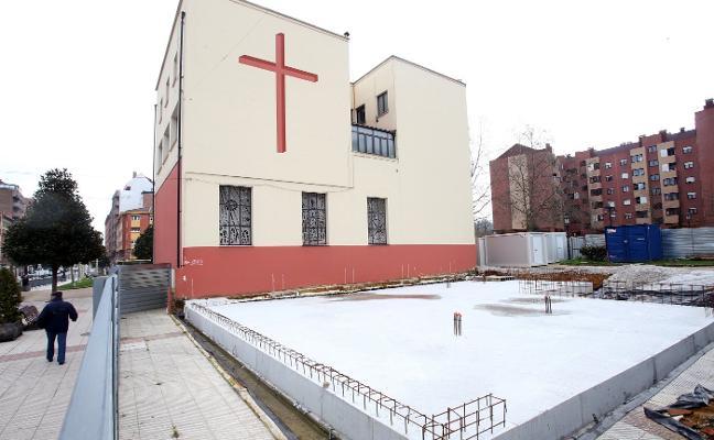 Todas las parroquias harán una colecta para la ampliación de La Tenderina