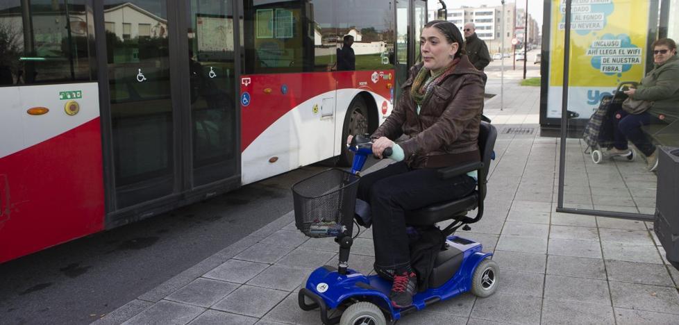 Sin autobús por tener un 'scooter'