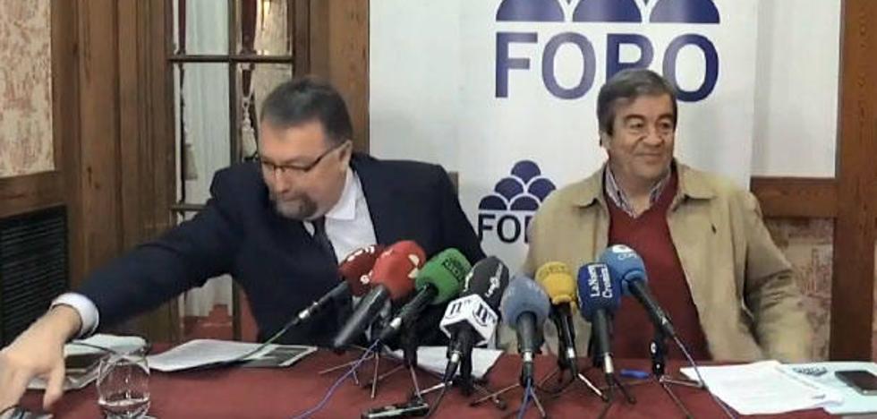 Foro pide apoyo al PP para que Fomento equipare la línea Madrid - Gijón con la alta velocidad