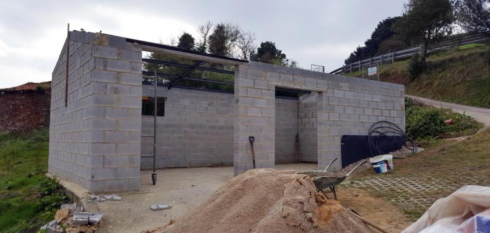 Carreño adjudica las obras de acceso a los huertos públicos por 25.591 euros