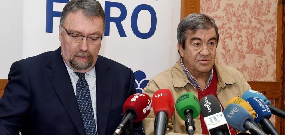 Foro Asturias pide a Fomento que adapte el trazado entre León y Valladolid al de una línea AVE