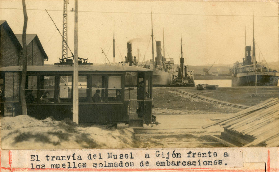 El Museo del Pueblo de Asturias incorpora fotografías de El Progreso de Asturias