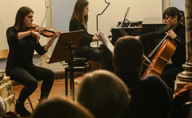 Música de cámara en el Conservatorio