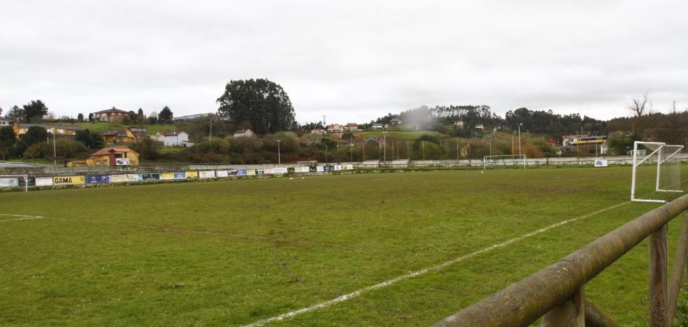 El Ayuntamiento inicia la redacción del proyecto del campo de fútbol de Ferrota
