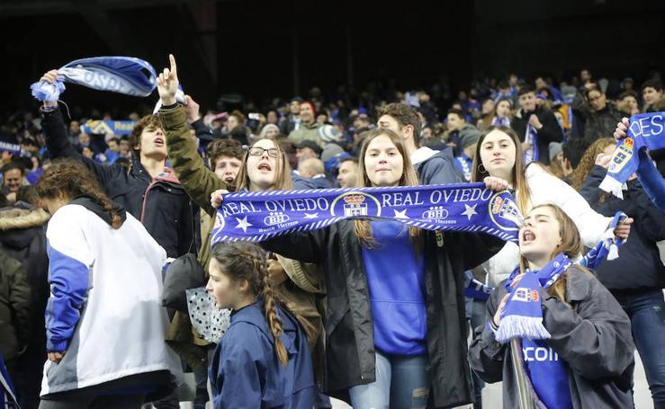 ¿Estuviste en el derbi asturiano: Real Oviedo - Spoting? ¡Búscate! (2)