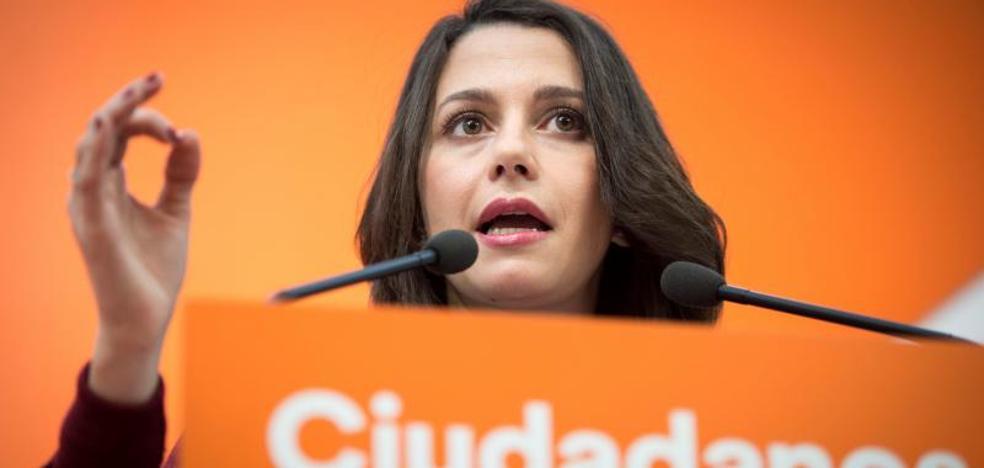 Arrimadas cree que «Ciudadanos se está consolidando como alternativa de Gobierno»