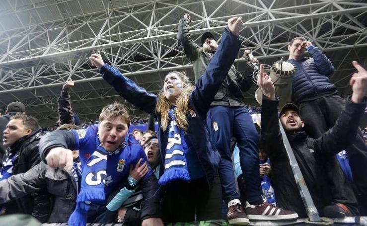 ¿Estuviste en el derbi asturiano: Real Oviedo - Sporting? ¡Búscate! (4)