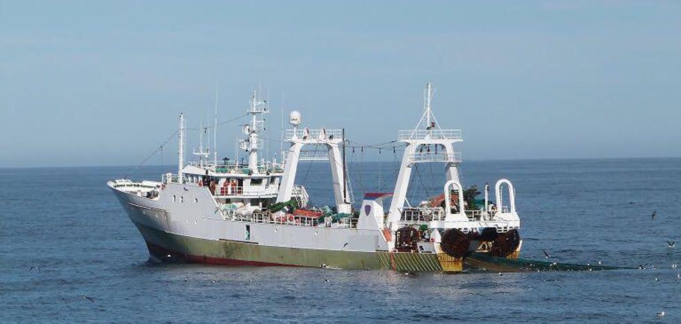 Argentina captura un pesquero español por pescar «ilegalmente» en sus aguas
