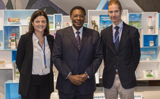 Costa de Marfil se interesa por Capsa Food