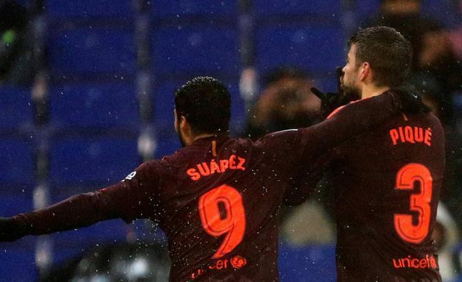 Tebas anuncia que la Liga trasladará la celebración de Piqué a Competición