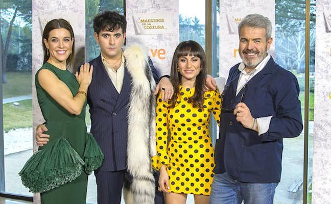El lunes llega 'Maestros de la Costura', el talent que buscará al mejor modista amateur de España