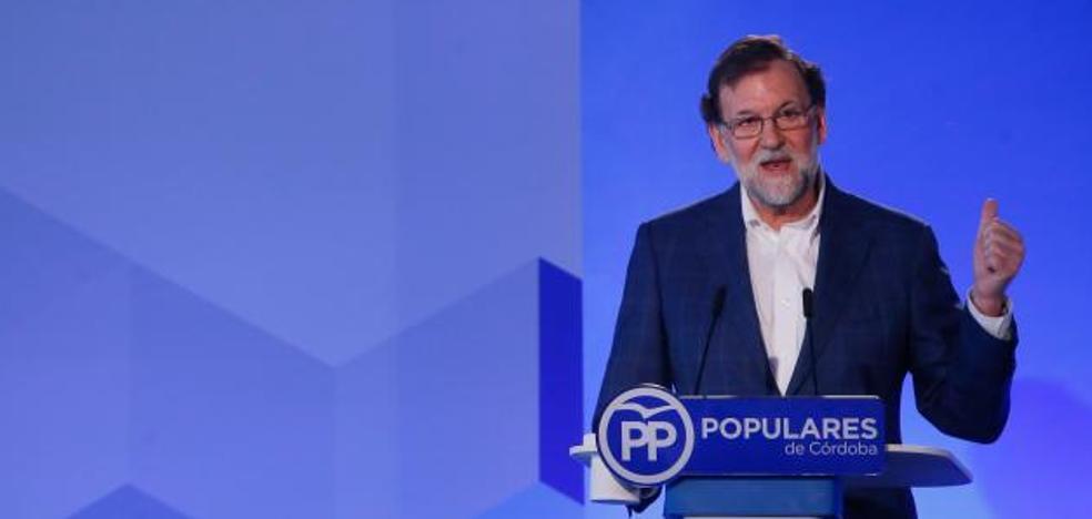 Rajoy cita a sus barones a un encuentro con el núcleo duro del Gobierno y del PP
