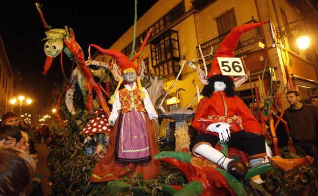 Diez desfiles de Carnaval de Asturias que no te puedes perder
