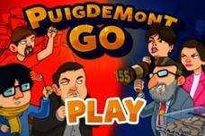 'Puigdemont Go!', un videojuego para ayudar a volver al expresident
