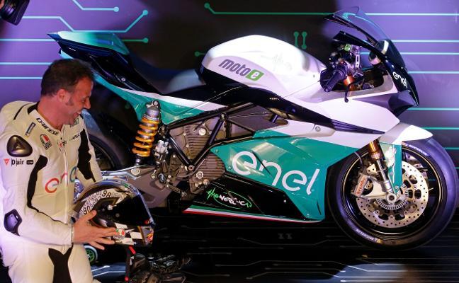 MotoGP se apunta a la moda eléctrica