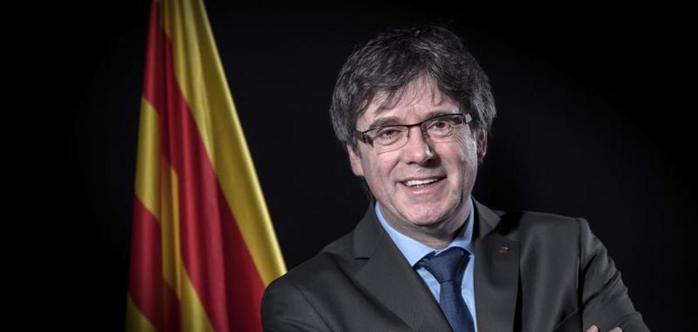 Interior retira del servicio de escoltas al guardaespaldas de Puigdemont
