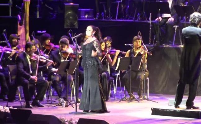 Isabel Pantoja cancela por sorpresa su gira en Latinoamérica