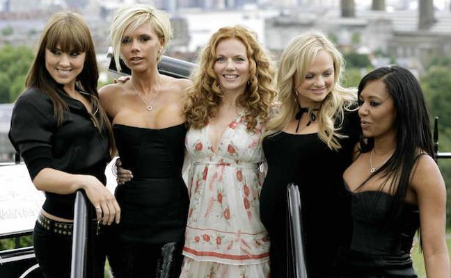Vuelven las Spice Girls