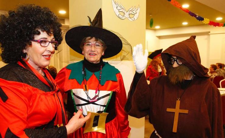 Asturias celebra Comadres