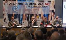 El PP alerta de la conexión directa entre la cooficialidad y el nacionalismo