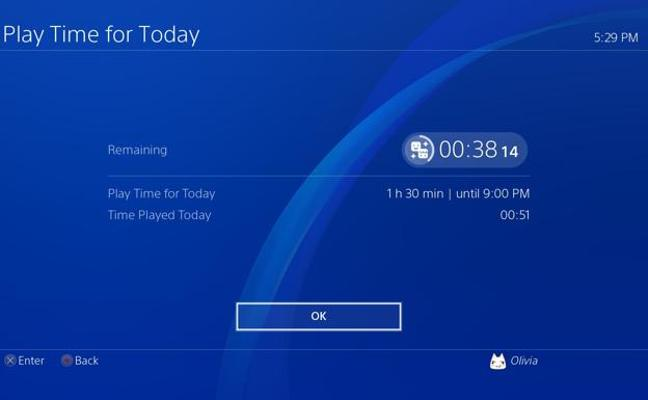 Los padres podrán controlar el tiempo de juego de los hijos en PlayStation