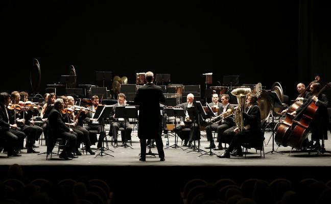 Sinfonismo británico en el Teatro Jovellanos