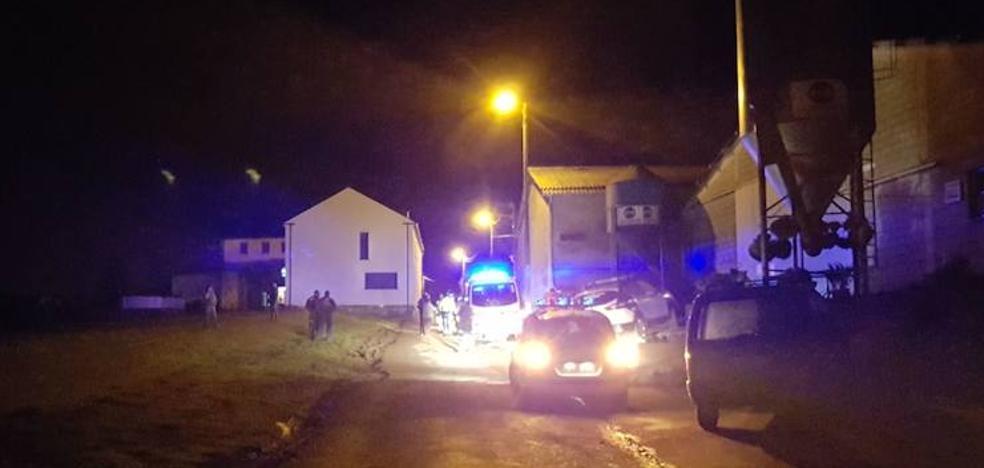 Fallece un joven de 16 años en un accidente de moto en Navia