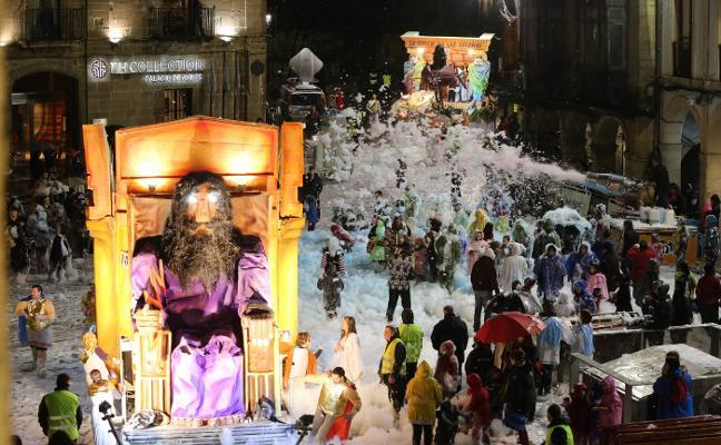 Carnaval de Avilés   Galiana celebra esta tarde la XXXI edición de su Descenso Internacional