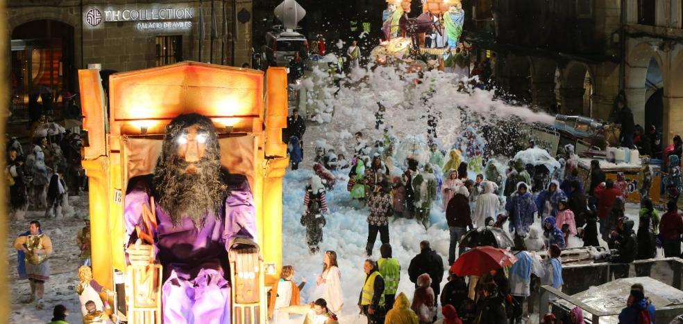 Carnaval de Avilés | Galiana celebra esta tarde la XXXI edición de su Descenso Internacional