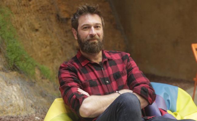 Julius Bienert, en Oviedo: «Los quesos de Asturias son únicos»