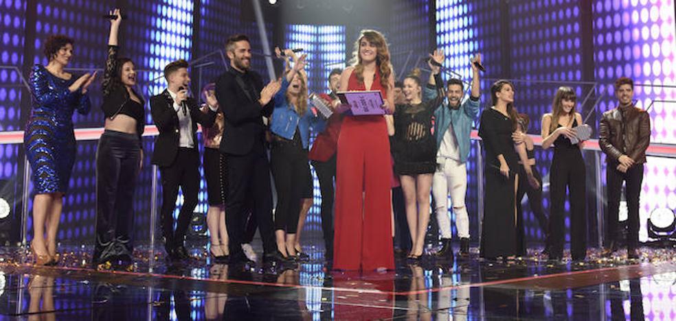 'Operación Triunfo' cierra su edición con una gala especial con las canciones más recordadas