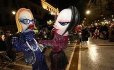 Carnaval de Gijón | El feminismo asalta el pregón de Antroxu: «Ye l'añu de les muyeres»