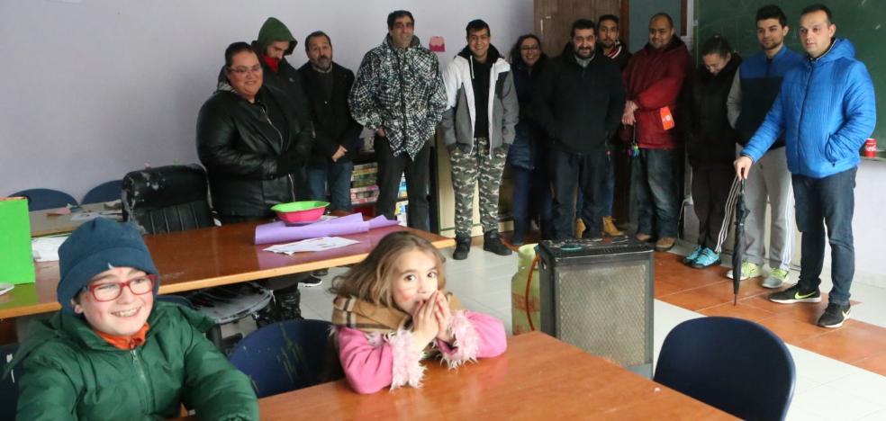 El Llar El Mataderu suspende sus actividades por la falta de electricidad