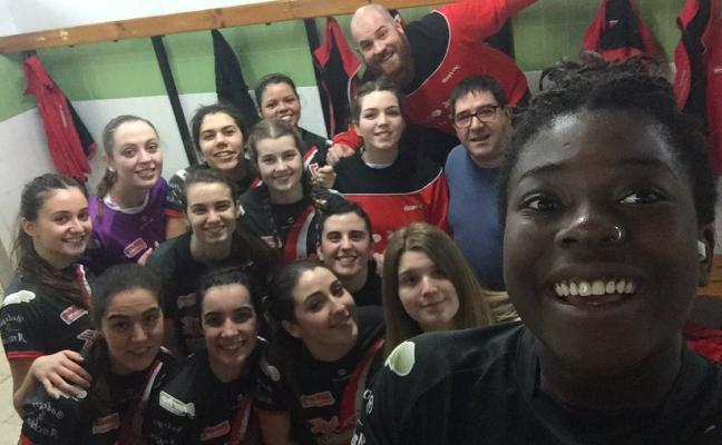 El Balonmano Gijón consigue el objetivo