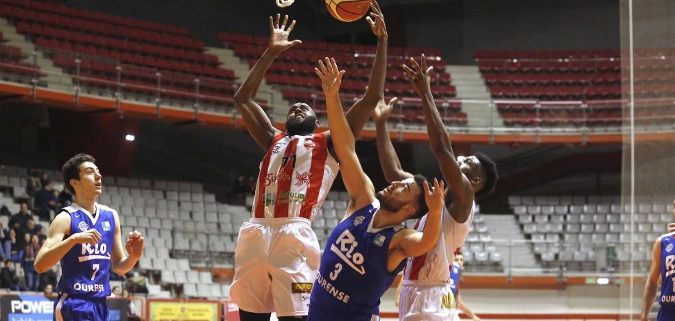 El Gijón Basket supera al Ourense B y mantiene su paso firme