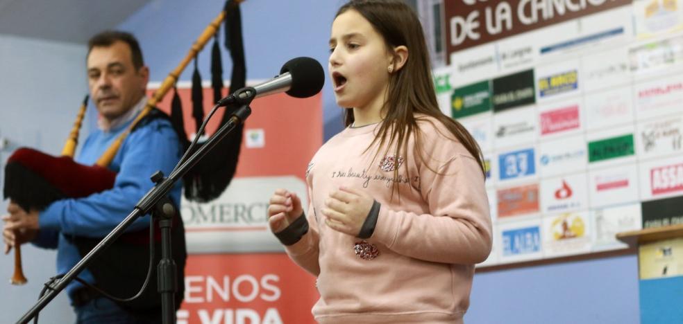 Los pequeños intérpretes destacan en La Nueva