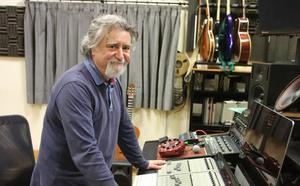 Fallece a los 65 años René de Coupaud, figura clave de la música asturiana