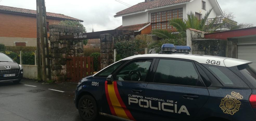 La Policía investiga un nuevo asalto a una vivienda en Somió