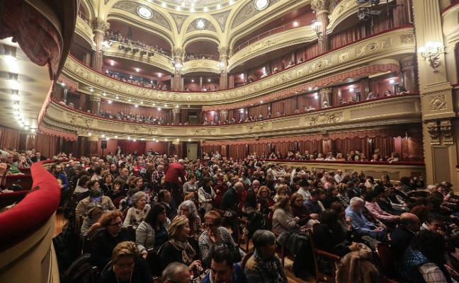 El Palacio Valdés acogerá este año cinco espectáculos del programa Platea