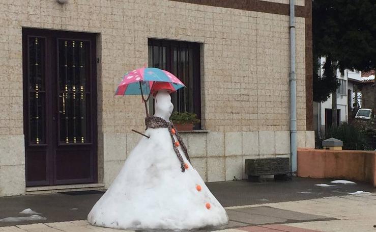 Vuelve el frío a Asturias
