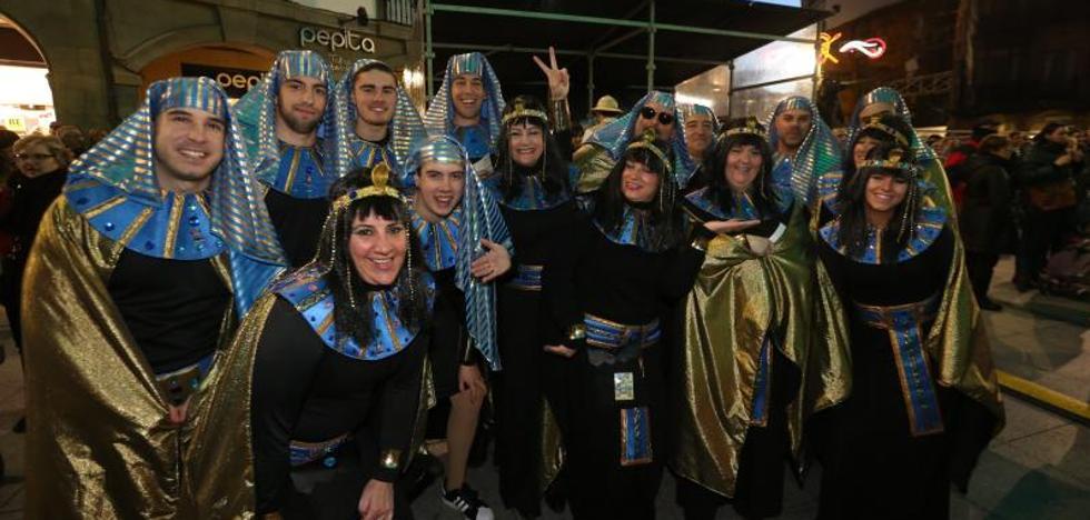 La Hermandad gana el Festival de Murgas