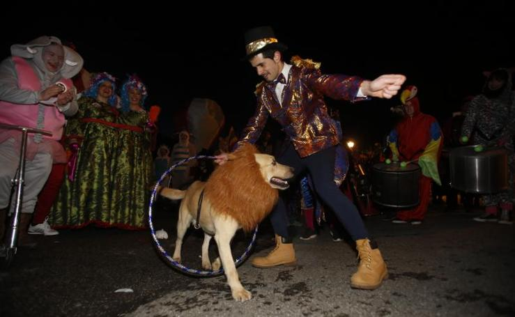 Antroxu en Asturias | Laviana celebra el Carnaval
