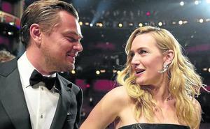 Kate y Leo, titánicos contra el cáncer